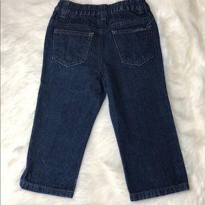 Nautica 24m denim jeans pants like new!!